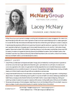 Lacey McNary Bio Image